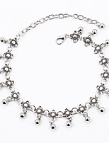 Women's Anklet/Bracelet Alloy Turkish Fashion Jewelry For Daily Casual 1pc