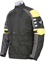 Unisex Bike Tops Wearable Protective Cotton Terylene Oxford Sports Motobike/Motorbike Summer Winter White Black