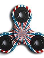 Hand Spinner Toys Ring Spinner ABS EDC Gleam Novelty & Gag Toys