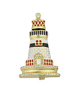 Dámské Brože Základní design Slitina Šperky Pro Ležérní