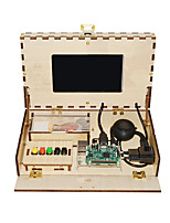 GEEETECH TEQStone Computer Kit for Kids STEM and Coding Training Toy