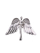 Women's Brooches Rhinestone Animal Design Euramerican Fashion Alloy Wings / Feather Jewelry For Dailywear Casual Casual/Daily