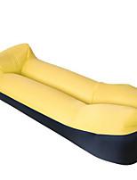 Inflated Mat Camping Pad Sleeping Pad Picnic Pad Camping Pillow Air Mattress Sleeping Bag Chair Camp BedKeep Warm Heat Insulation