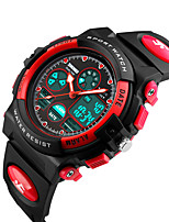 SKMEI® 1163  Men's Woman Watch Outdoor Sports Multi - Function Watch Waterproof Sports Electronic Watches 50 Meters Waterproof