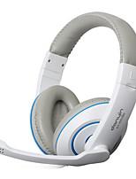 Auriculares de auriculares con micrófono