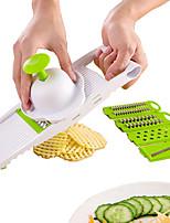 1 Pièce Pomme de terre Carotte Concombre Gingembre Econome & Râpe Cutter & Slicer For Pour Fruit Pour légumes Pour Ustensiles de cuisine