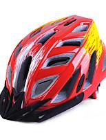 Унисекс велосипедный шлем n / a vents велоспорт езда на велосипеде / горный велосипед / дорожный велосипед / рекреационный велосипед один