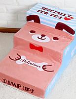 Cat Dog Bed Pet Mats & Pads Cartoon Soft Durable Blushing Pink Blue
