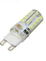 2W LED à Double Broches 32 SMD 2835 200-300 lm Blanc Chaud Blanc Froid AC230 V 1 pièce