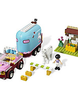 DIY KIT Building Blocks For Gift  Building Blocks Leisure Hobby ABS 5 to 7 Years 8 to 13 Years 14 Years & Up Toys
