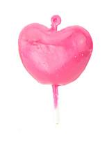 Toy Foods Heart-Shaped Plastics PU Unisex