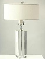 30 Moderno/ Contemporâneo Luminária de Mesa , Característica para Cristal , com Outro Usar Interruptor On/Off Interruptor