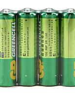 Bateria recarregável da bateria super carbono de célula verde gp 15g r6p aa 1.5v