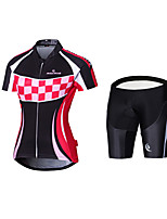 Camisa com Bermuda Bretelle Moto Camisa/Roupas Para Esporte Shorts Acolchoados Camisa + Shorts Camisa + Bermuda BibPoliéster 100%