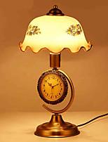 31-40 Lampe de Table , Fonctionnalité pour Lampes ambiantes Décorative , avec Plaqué Utilisation Interrupteur ON/OFF Interrupteur