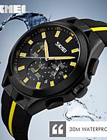 Mujer Hombre Reloj Deportivo Reloj de Vestir Reloj Smart Reloj de Moda Reloj de Pulsera Reloj creativo único Chino CuarzoCalendario