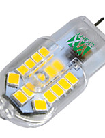 3W Luces LED de Doble Pin T 30 SMD 2835 200-300 lm Blanco Cálido Blanco Fresco Blanco Natural V 1 pieza