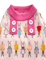 Собака Пижамы Одежда для собак На каждый день Носки детские Зеленый Розовый Светло-синий
