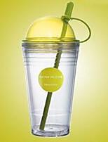 Drinkware 560ml AS PP Material Water Daily Drinkware