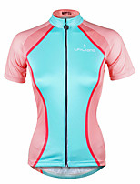 Breathable and Comfortable Paladin Summer Male Short Sleeve Cycling Jerseys DX754
