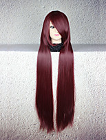Cosplay Wigs Cosplay Cosplay Long Straight Anime Cosplay Wigs 80 CM Heat Resistant Fiber Unisex