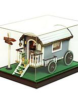 DIY KIT Model & Building Toy Wood Unisex