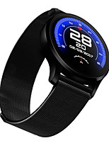K88II Smartwatch Sleep Tracker/Sedentary Reminder/ Heart Rate Monitoring /Pedometer /Information Remind for iPhone IOS &Android