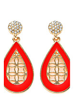 Women's Drop Earrings Dangling Style Bohemian Arylic Alloy Jewelry Jewelry For Party Daily Casual Stage 1 pair
