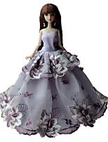 Dresses Dress For Barbie Doll Dress For Girl's Doll Toy