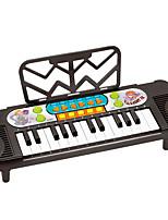 Accessoire de Maison de Poupées Piano Plastique Enfant