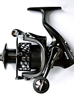 Carretes para pesca spinning 4.7:1-5.5:1 13 Rodamientos de bolas Intercambiable Pesca en General-BE7000