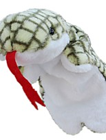 Bonecas Cobra Tecido Felpudo