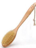 Bath Brush Shower Bath Caddies Bristles Beech Handle Material