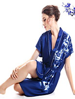 Bath Robe,Solid High Quality Polyester/Cotton Blend Towel