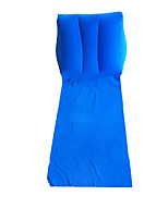 1pc Travel Pillow Camping Pillow forBlue
