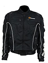 Jacket Nylon Tactel All Season Protective Motorcycle Kidney Belts