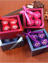 1 Favor Holder-Cubic Card Paper Gift Boxes