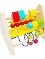 Building Blocks For Gift  Building Blocks Wood 2 to 4 Years Toys