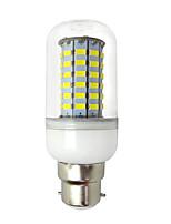 4.5W E14 B22 Ampoules Maïs LED 69 SMD 5730 420 lm Blanc Chaud Blanc Froid V 1 pièce