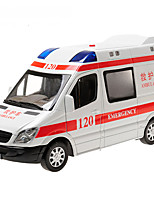 Toys Metal Alloy Ambulance Vehicle
