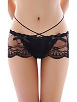 Sexy Lace Shorties & Boyshorts Panties G-string Underwear,Cotton