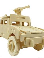 Puzzles Puzzles 3D Blocs de Construction Jouets DIY  Automatique Bois Maquette & Jeu de Construction