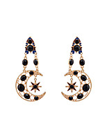 Women's Drop Earrings Unique Design Euramerican Fashion Personalized Statement Jewelry Alloy Jewelry 147Wedding Special Occasion
