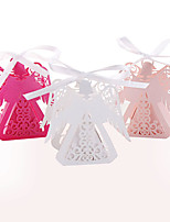 50pcs Angel Baby Shower Birthday Party Decoration Kids Favors Candy Box Gifts Box Paper Box Party Decoration