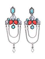 Women's Earrings Set Fashion Adorable Classic Chrome Turquoise Jewelry For Anniversary Birthday Congratulations