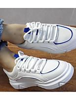 Da donna Sneakers Tessuto Primavera Nero Blu Piatto