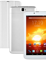 723A 7'' Android 4.4 3G Phablet dual Core Dual SIM Cam GPS Tablet PC White(1024*600 512MB 8GB)