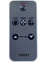 Replacement for Haier Air Conditioner Remote Control 0010401358A works for ESA418K-L ESA424K ESA424K-L HTWR08XCK HTWR10VCK HTWR10XCK HTWR12VCK HTWR12X
