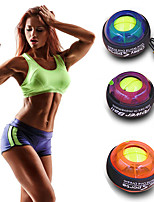Fengtu Hand Exercisers Hand Grips Fitness Gym Lightweight strength and durability Lightweight Stress Anxiety ABS Luminous Exercise Wrist Grip