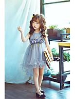 Girl's Fashion Dress,Acrylic Summer Sleeveless